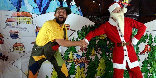 Święty Mikołaj istnieje!